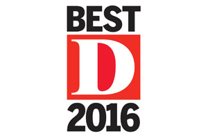 Voted Best of Big D 2016